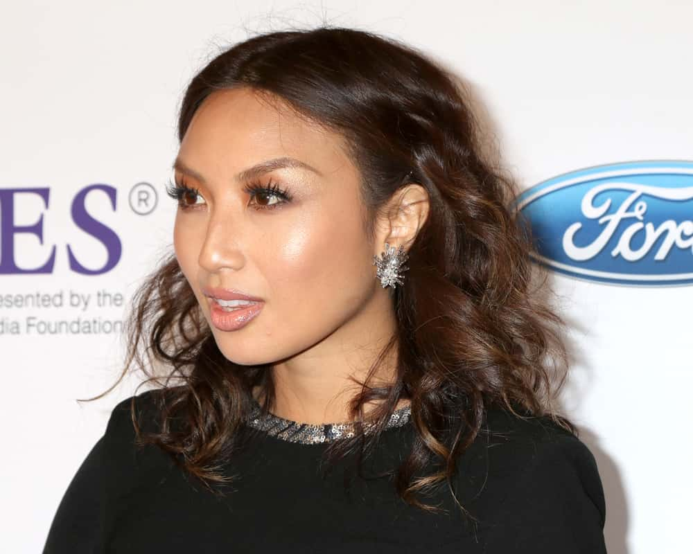 the real host jeannie mai is getting divorced 95 1 wayv