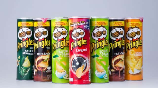 Pringles Has Made an Entire Thanksgiving Dinner in Chip Form