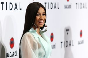 Cardi B Plans to Take Her Baby on the Road This September
