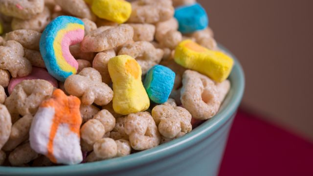 Lucky Charms Cereal Adds Unicorn Marshmallow