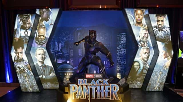 'Black Panther' Tops The Box Office With $192M Weekend