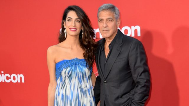 George And Amal Clooney Announce $500K Donation In Wake Of Florida Shooting