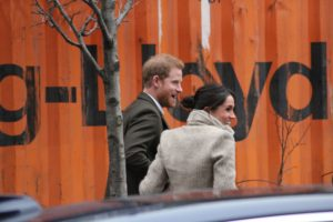 Prince Harry Cries When He Sees Meghan Markle in Wedding Dress