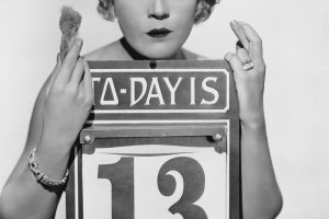 It's Friday the 13th . . . Here's How to Have Good Luck Instead