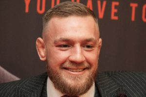 Conor McGregor Watches World Cup Finals with Putin