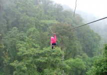 Zip-line_over_rainforest_canopy_4_January_2005,_Costa_Rica