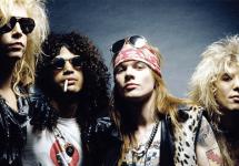 Photo Credit: Facebook / Guns N' Roses