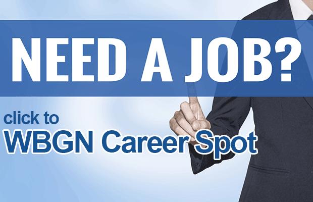 WBGN Career Spot Slider