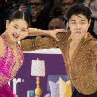 """Shib Sibs"" Win Ice Dancing Bronze Medal For U.S."