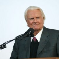 Prominent Christian Evangelist Rev. Billy Graham Passes Away At Age 99
