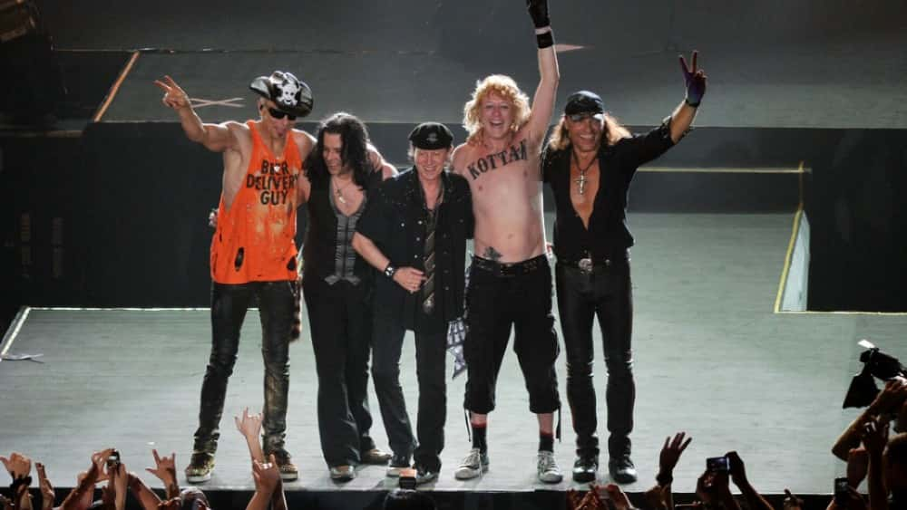 Scorpions To Tour This Summer With Queensryche In The U.S.