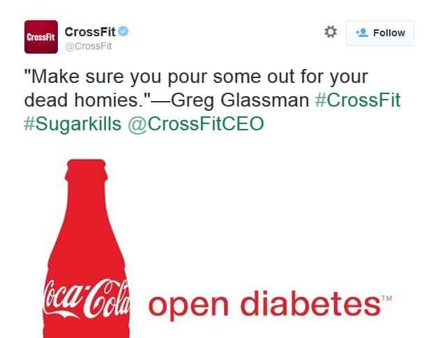 CrossFitTweet