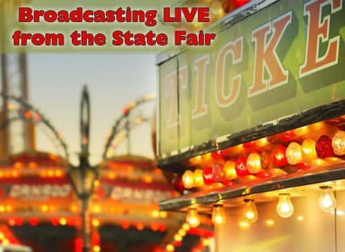 Illinois State Fair Broadcasts