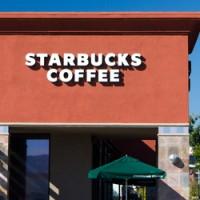 © Wolterk | Dreamstime.com - Starbucks Coffee Shop Sign Photo