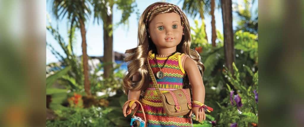 American Girl Doll - Lea Clark