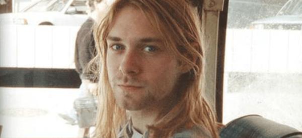 Kurt Cobain Crowd Surfing