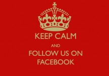 Keep Calm FACEBOOK