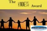 Kindness Award 052215