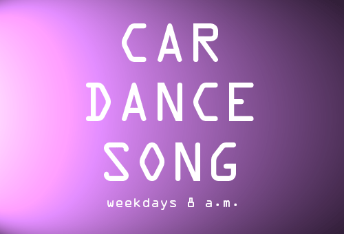 CAR DANCE SONG 012517