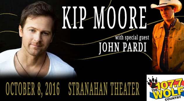 kip moore concert