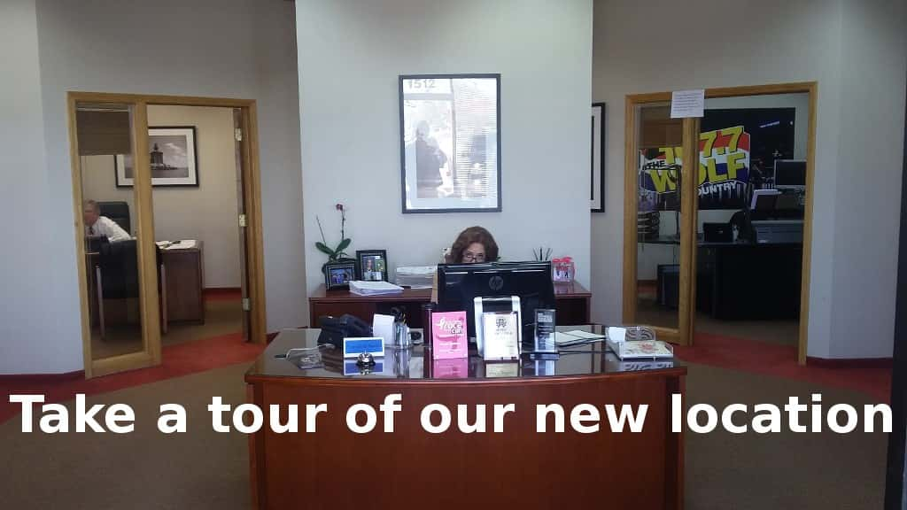 Tour our new location
