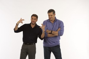 Greeny and Golic