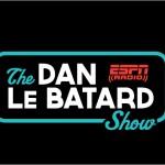 DAN LE BATARD - SHOW LOGO