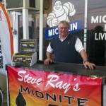 SATURDAY MORNING RADIO GARAGE - STEVE RAY