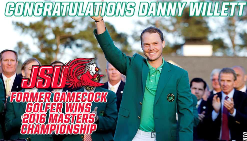 Danny Willett - JSU Masters