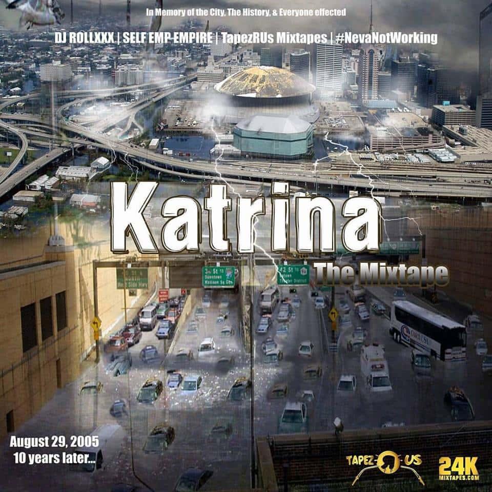 ART OF WAR MIXTAPE 3.5 KATRINA EDITION