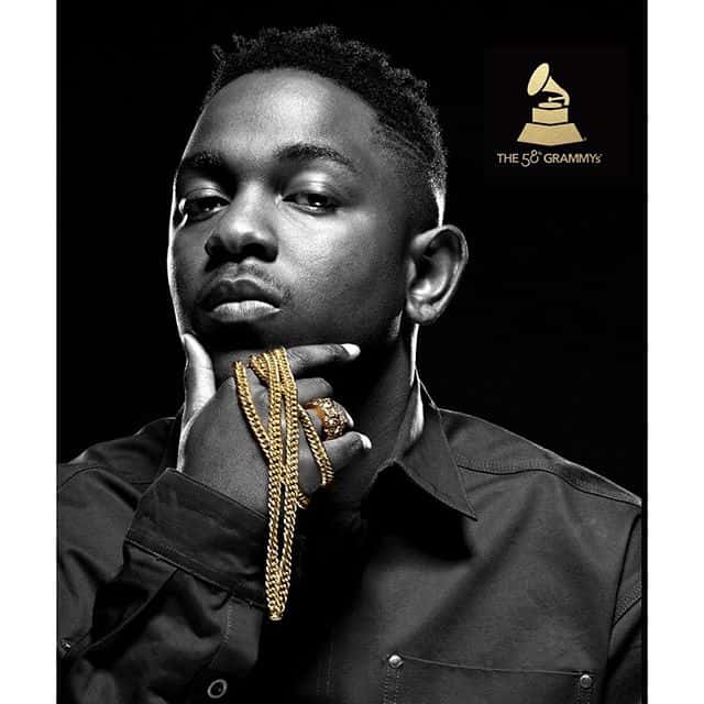 Kendrick Lamar Leads 2016 Grammy nods with 11 nominations