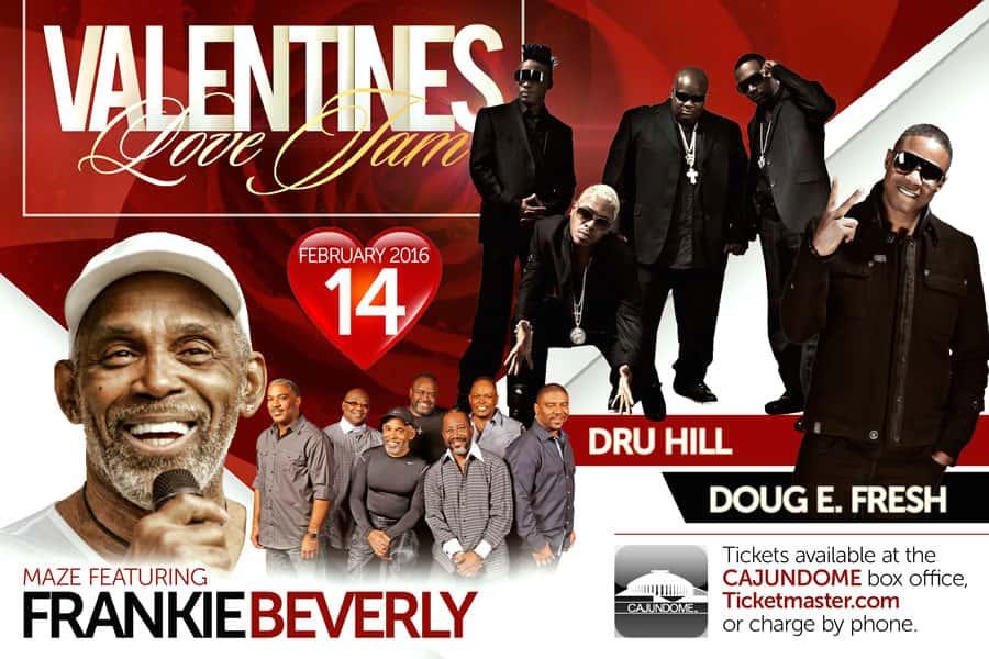 Valentines Love Jam In Laffayete La