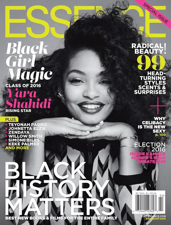 """Essence Debuts It's First """"Black Girl Magic"""" Issue With Three Covers"""
