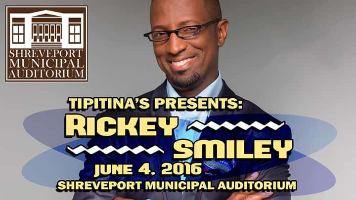 Enter to Win Tickets to Check out Rickey Smiley