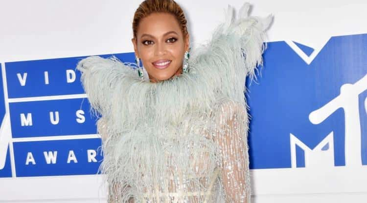 Beyonce VMA 2016 Performance
