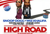 Wiz Khalifa & Snoop Dogg at BB&T Pavilion on 8/5