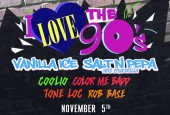 The I Love The 90's Tour At Boardwalk Hall 11/5