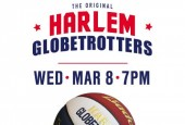 Harlem Globetrotters At Boardwalk Hall 3/8
