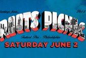 Roots Picnic @ Festival Pier June 2nd