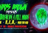 Chris Brown @ BB&T Pavilion July 18th