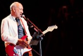 Pete Townshend looks back and forward