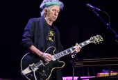 New Year, new #1 album for Rolling Stones