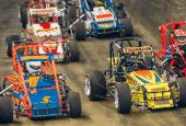 Indoor Auto Racing At Boardwalk Hall January 27-28th