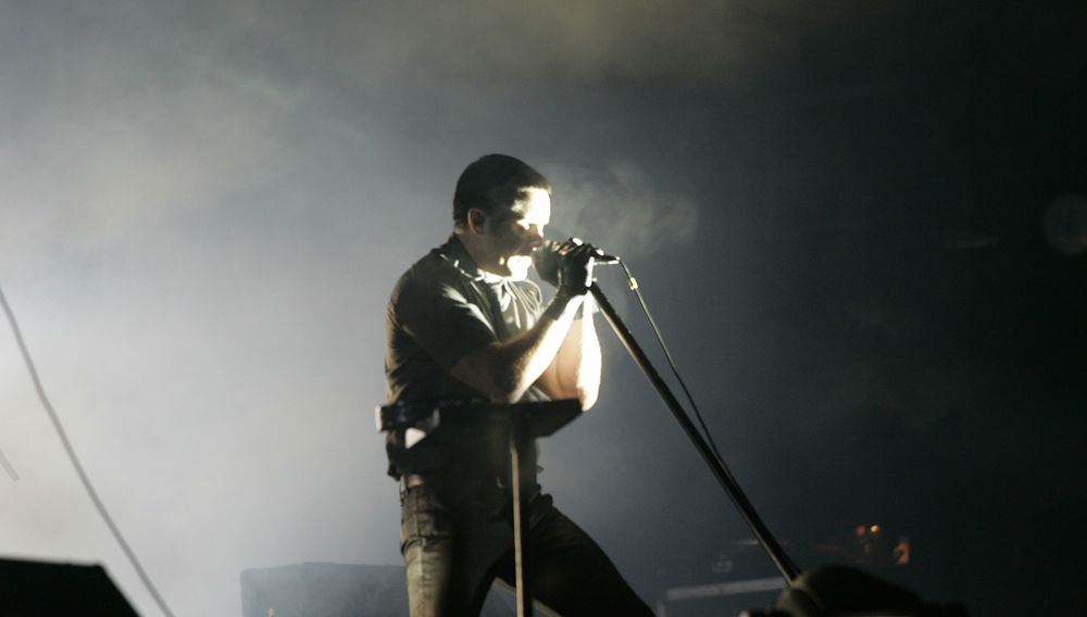 Nine Inch Nails New Ep Coming Soon | 100.7 WZXL