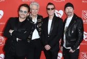 U2 Release New Politically Charged Video For 'Get Out Of Your Own Way'
