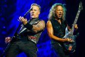 Metallica Join Elite List Of Sweden's Polar Music Prize Recipients