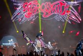 Joe Perry Reveals That Aerosmith Is Planning 50th Anniversary Tour