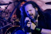 """Korn's Jonathan Davis To Debut New Solo Album, """"Black Labyrinth"""" With Telepathy Experiment"""