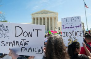 Thousands Protest Administration's Family Separation Policy