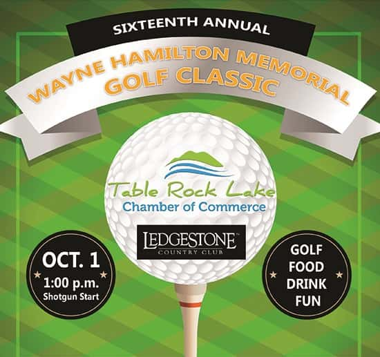Golf Classic Table Rock Chamber
